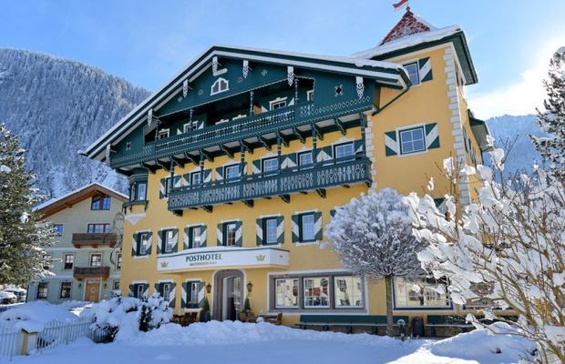 фото отеля Posthotel Mayrhofen (ех.Hotel Garni Postschlossl) изображение №1
