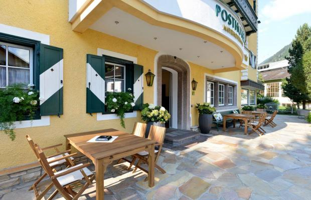 фото отеля Posthotel Mayrhofen (ех.Hotel Garni Postschlossl) изображение №33