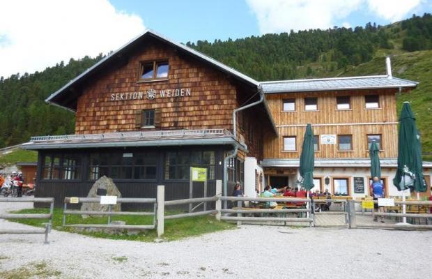 фотографии отеля Haus Bergblick изображение №7