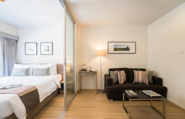 фото отеля The Grass Serviced Suites изображение №49