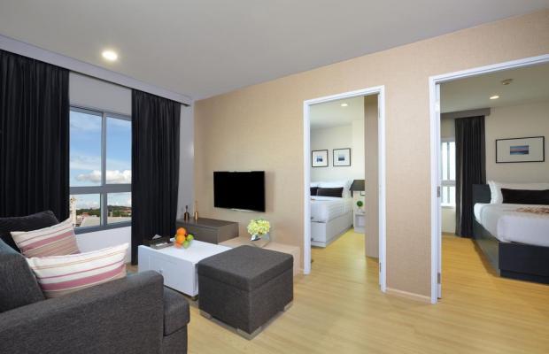 фото отеля The Grass Serviced Suites изображение №13