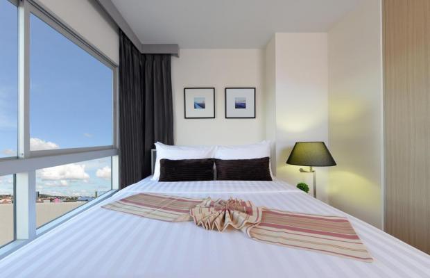фотографии отеля The Grass Serviced Suites изображение №11