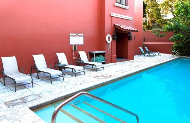фото отеля Courtyard Santo Domingo изображение №1