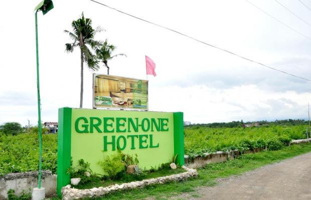 фото Green One Hotel изображение №2