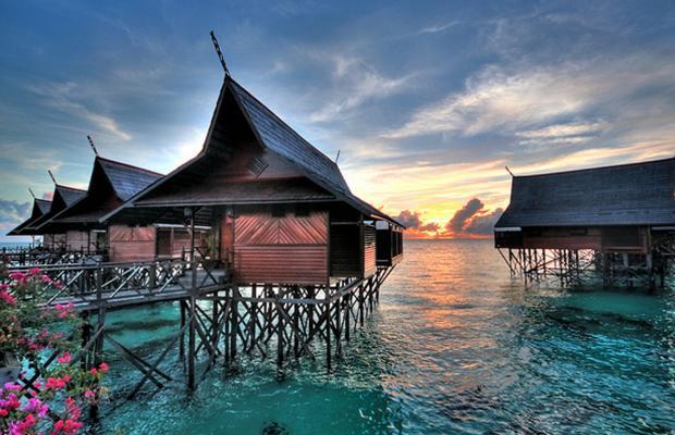 фотографии отеля Sipadan-Kapalai Dive Resort изображение №15