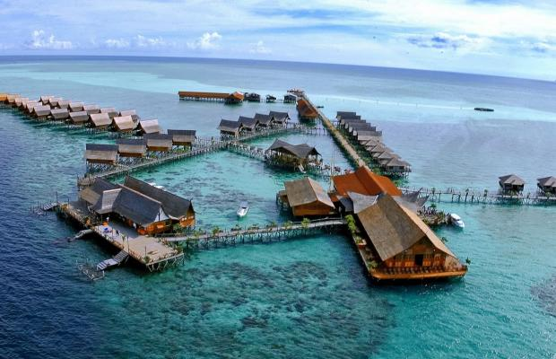 фото отеля Sipadan-Kapalai Dive Resort изображение №1