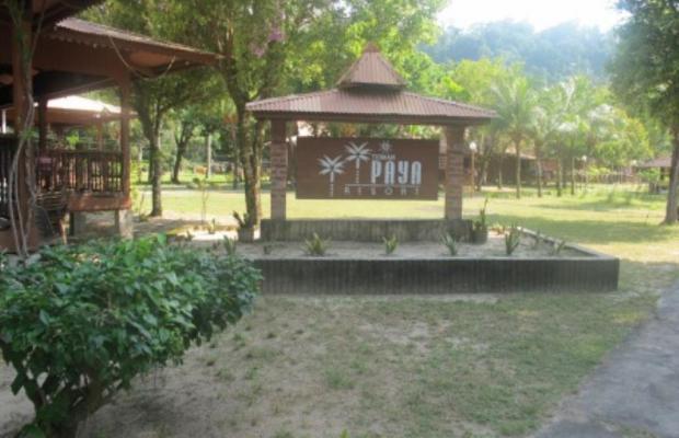 фотографии отеля Tioman Paya Resort изображение №7