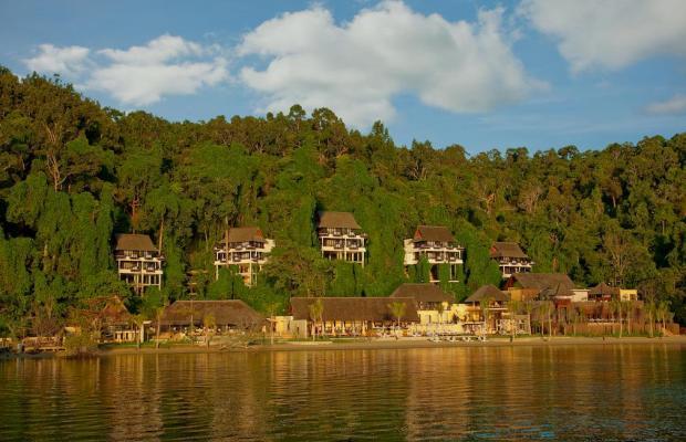 фото отеля Gaya Island Resort изображение №1