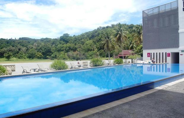 фото Fave Hotel Cenang Beach изображение №14