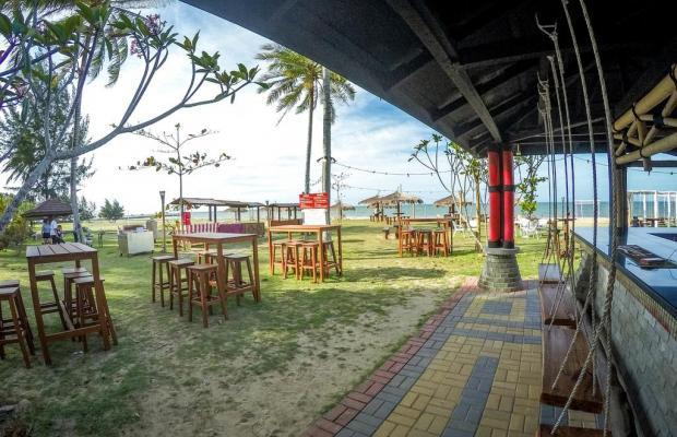 фотографии отеля Palm Beach Resort & SPA изображение №15