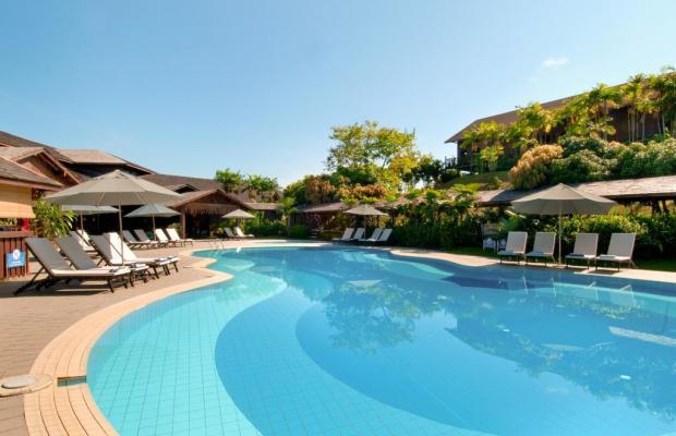 фото отеля Aiman Batang Ai Resort & Retreat (ех. Hilton Batang Ai Longhouse) изображение №1