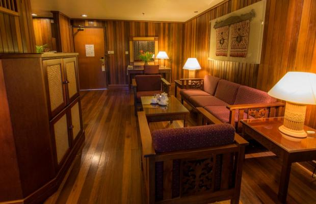 фото Aiman Batang Ai Resort & Retreat (ех. Hilton Batang Ai Longhouse) изображение №10