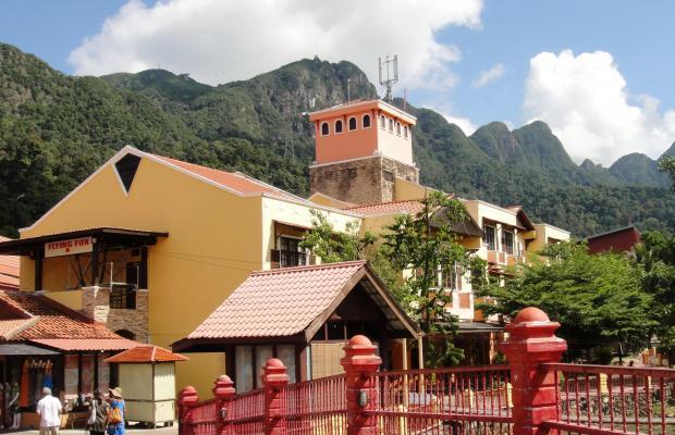 фотографии Geo Park Hotel Oriental Village изображение №32
