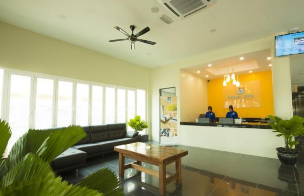 фотографии отеля Nadias Inn Comfort изображение №15