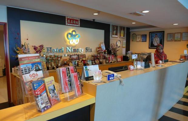 фото отеля Ninety Six Melaka Raya изображение №13