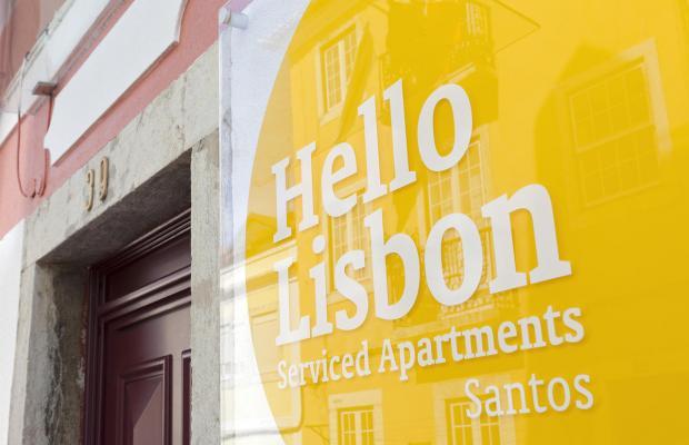 фото отеля Hello Lisbon Santos Apartments изображение №13