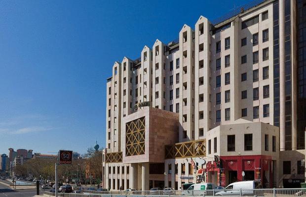 фото отеля Hotel Alif Campo Pequeno изображение №5