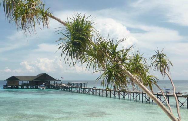 фотографии отеля Lankayan Island Dive Resort изображение №15