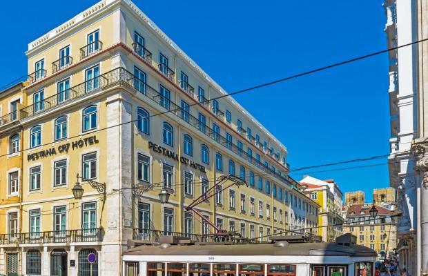 фото отеля Pestana CR7 Lisboa изображение №21