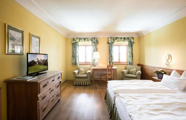 фотографии отеля Romantik Hotel Gmachl изображение №11