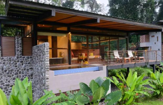 фотографии отеля Borneo Rainforest Lodge изображение №3