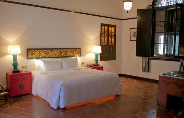 фотографии отеля Cheong Fatt Tze - The Blue Mansion изображение №11