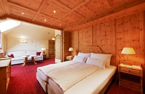 фотографии отеля Sporthotel Silvretta изображение №35