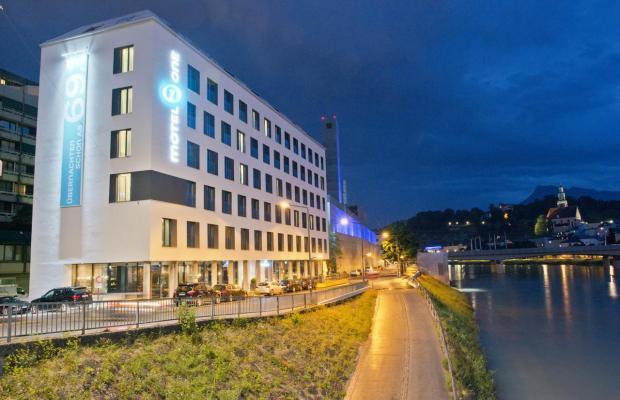фото отеля Motel One Salzburg-Mirabell изображение №29