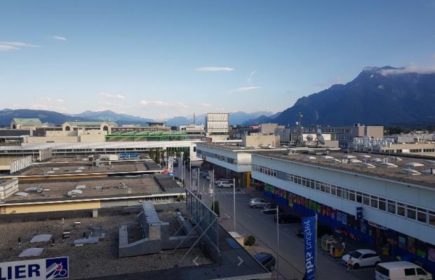 фотографии отеля Ibis Budget Salzburg Airport (ex. Etap Hotel) изображение №3