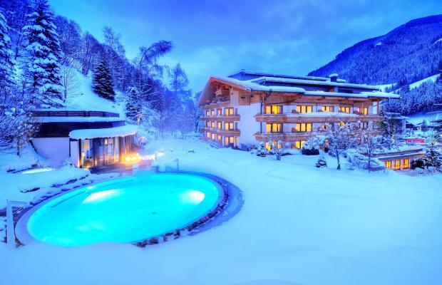 фотографии отеля Gartenhotel Theresia изображение №11