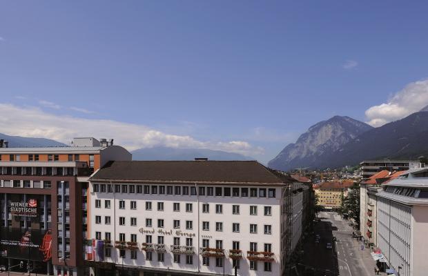 фото отеля Grand Hotel Europa изображение №1