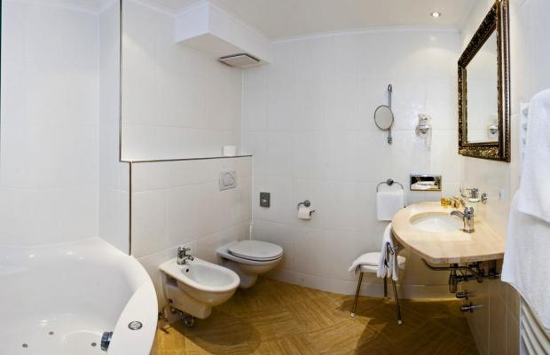фотографии отеля BEST WESTERN Plus Hotel Goldener Adler Innsbruck изображение №7