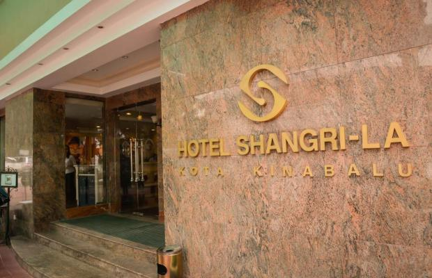 фото отеля Shangri-La Kota Kinabalu изображение №1