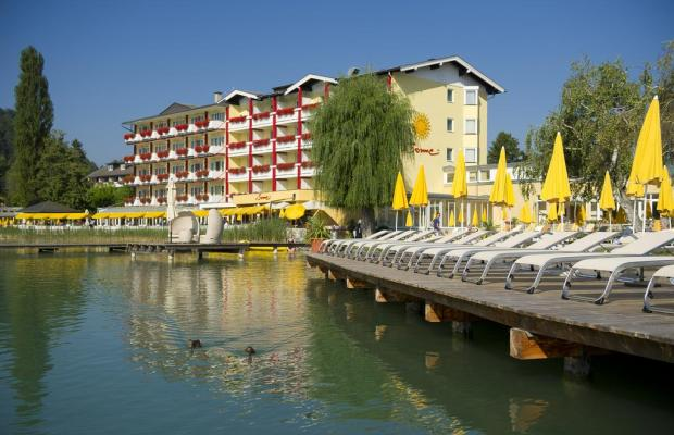 фотографии отеля Hotel & Spa Sonne (ex. Golf Strandhotel Sonne) изображение №19