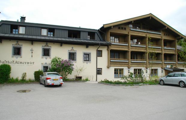фото Landgasthof-Hotel Almerwirt изображение №2