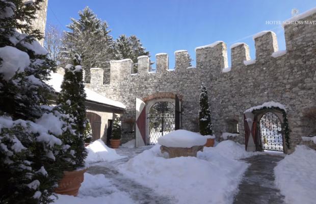 фотографии отеля Schloss Matzen изображение №7