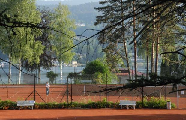 фотографии отеля Tennis + Yachthotel изображение №27
