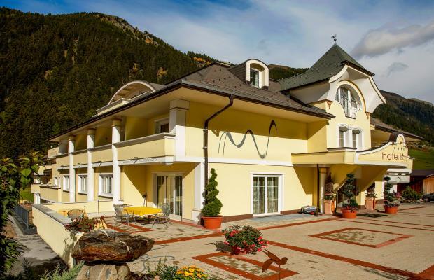 фотографии отеля Hotel Ischgl изображение №3