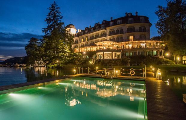 фотографии Hotel Schloss Seefels изображение №12