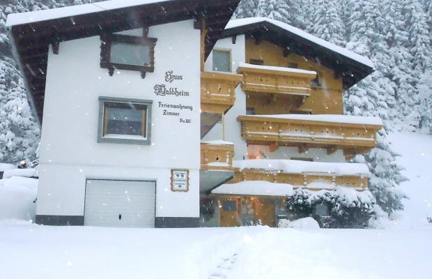 фото отеля Haus Waldheim изображение №1