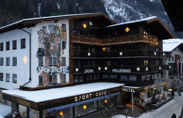 фото отеля Sporthotel St. Anton изображение №1