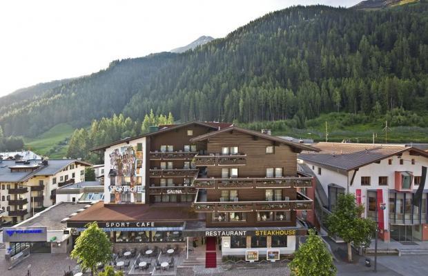 фото Sporthotel St. Anton изображение №2