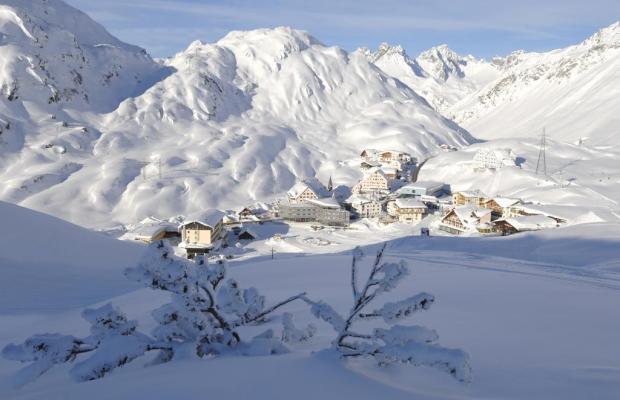 фото отеля Arlberg Hospiz Hotel изображение №13