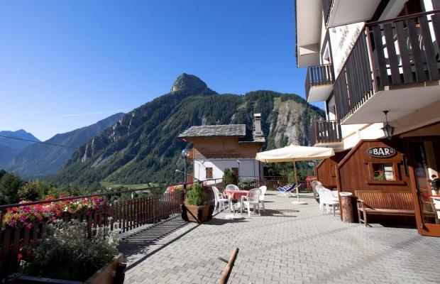 фотографии отеля La Vallee Blanche изображение №27