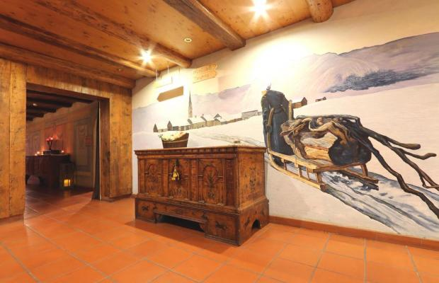фотографии отеля Park Hotel Bellacosta изображение №55