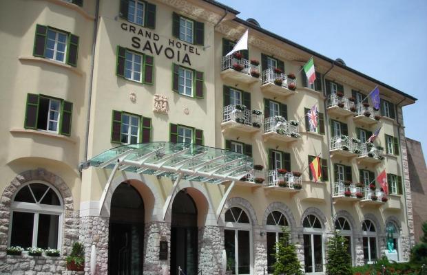 фотографии отеля Grand Hotel Savoia изображение №19
