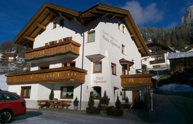 фото отеля Garni & Apartments Alpenrose изображение №1