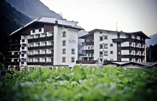 фотографии Sport & Vital Hotel Seppl изображение №24