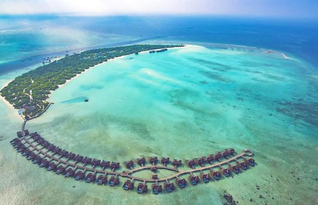 фото отеля Hideaway Beach Resort & Spa (ex. Island Hideaway at Dhonakulhi Maldives Spa Resort and Marina) изображение №1