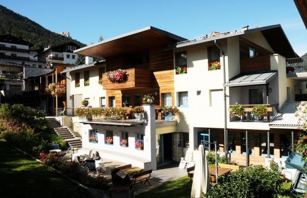 фото отеля Garni Enrosadira Hotel изображение №21